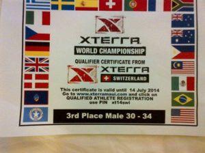 XTERRA SUISSE 2014 4