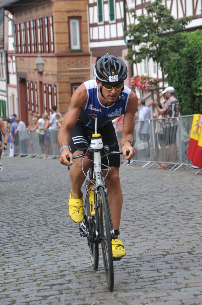 Championnat d'Europe d'Ironman Francfort 2015 : sous une chaleur CANICULAIRE (6/6)