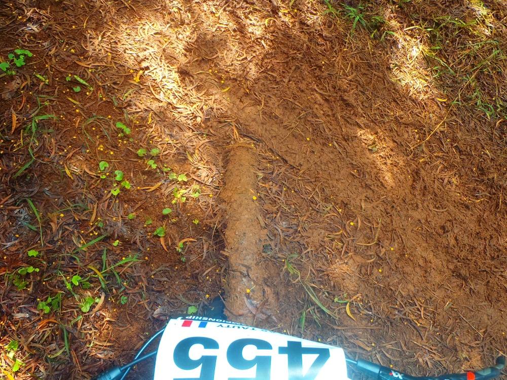 J-4 : Mud day... (5/6)